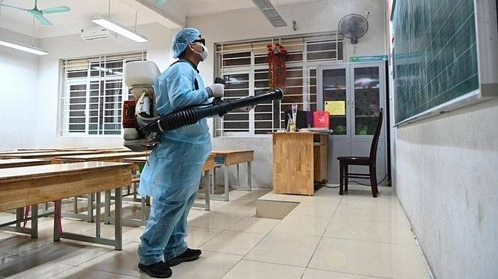 Học sinh Hà Nội nghỉ Tết sớm 1 tuần phòng dịch Covid-19