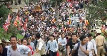 Tạm dừng Lễ khai hội chùa Tam Chúc và lễ khai mạc Lễ hội đền Trần