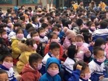 34 học sinh có biểu hiện cúm - ho sốt, huyện Nậm Pồ họp khẩn phòng dịch corona
