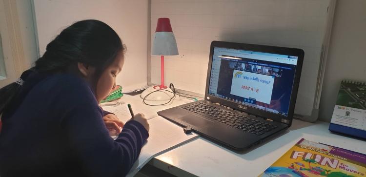 Quản lý và tổ chức dạy học trực tuyến chương trình giáo dục phổ thông