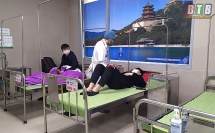 Thái Bình: 8 người từ Hàn Quốc về đang được theo dõi, cách ly