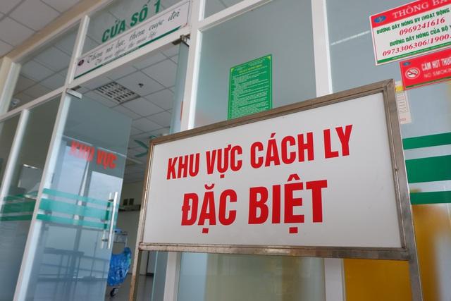 Hà Nội: Nữ nhân viên ngân hàng ở Đống Đa dương tính SARS-CoV-2 - 1