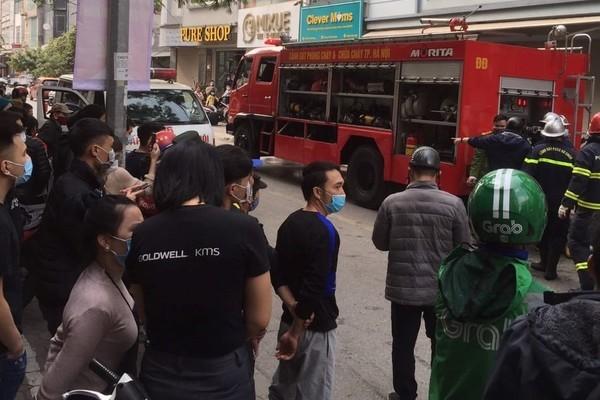 Nhân chứng kể lúc ngọn lửa bao trùm khiến 4 người tử vong ở Hà Nội