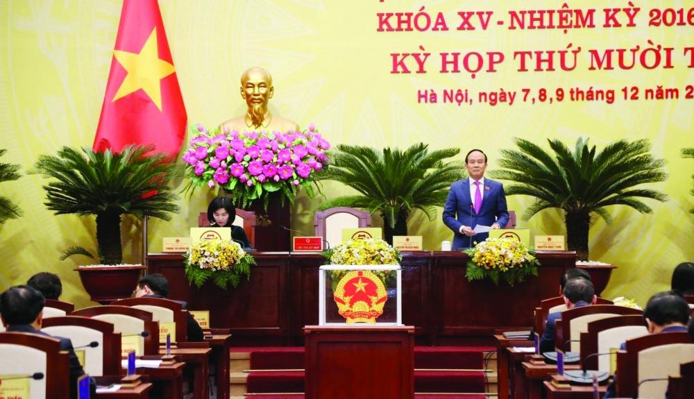 """UBND TP Hà Nội: """"Thương hiệu"""" hình mẫu, điểm sáng của cả nước"""