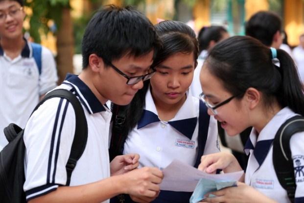 Hà Nội tuyển sinh lớp 10