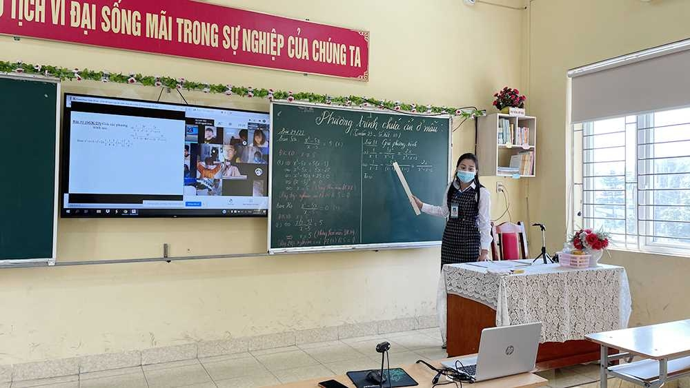 Từ 1/3, học sinh Quảng Ninh trở lại trường