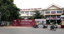Bệnh nhân số 34 nhiễm Covid-19 đang điều trị ở BV Đa khoa Bình Thuận