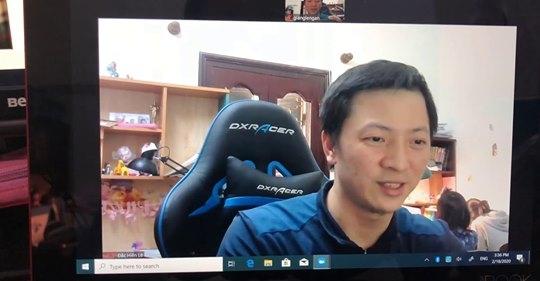 Trường tư Hà Nội được phép thu tiền hỗ trợ học online
