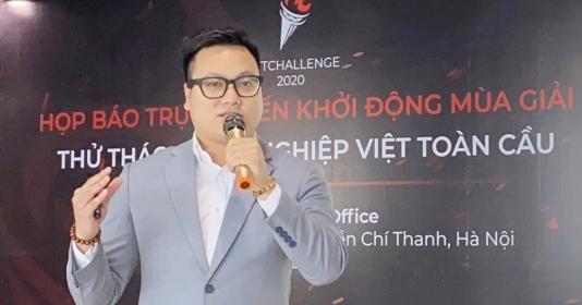 100 nha khoi nghiep tre doi dau 100 nha dau tu tai vietchallenge 2020