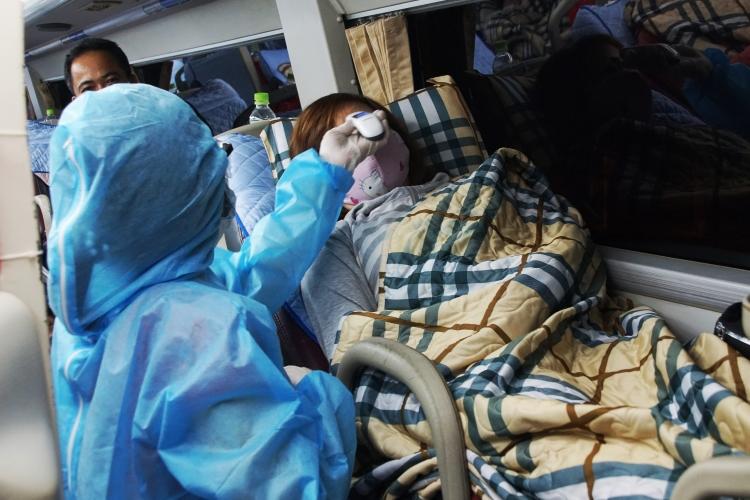 Số người nhiễm Covid-19 ở Việt Nam tăng lên 121