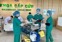 3 bệnh nhân Covid-19 đang trong tình trạng rất nặng