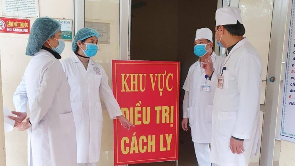 thai nguyen hop khan vi ca nhiem covid 19 dau tien giau benh