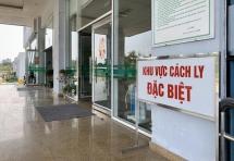 Hôm nay 30 bệnh nhân mắc COVID-19 tại Bệnh viện Bệnh Nhiệt đới Trung ương ra viện