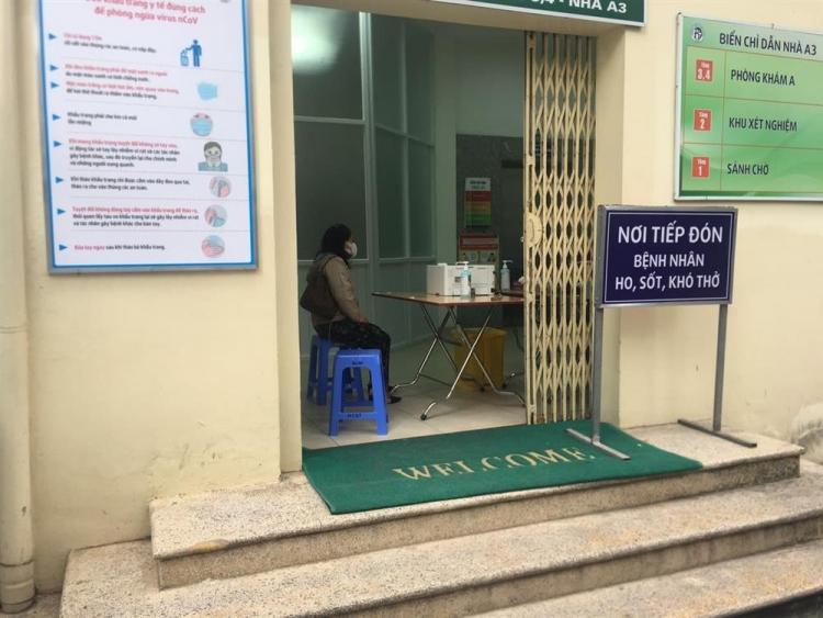 Gỡ phong tỏa khoa chấn thương chỉnh hình bệnh viện Xanh Pôn