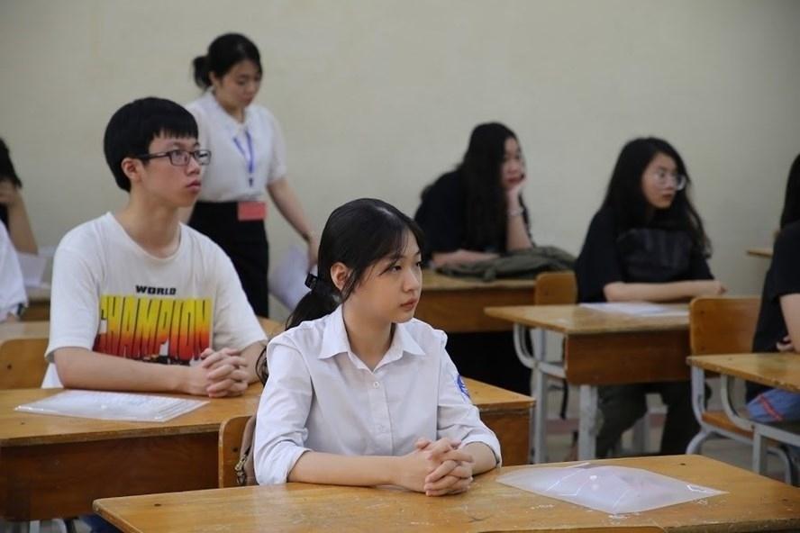 Tuyển sinh vào lớp 10: Sở Giáo dục Hà Nội công bố môn thi thứ 4