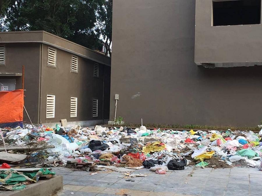 Bài 2: Còn nhiều rào cản khi tính phí rác theo cân