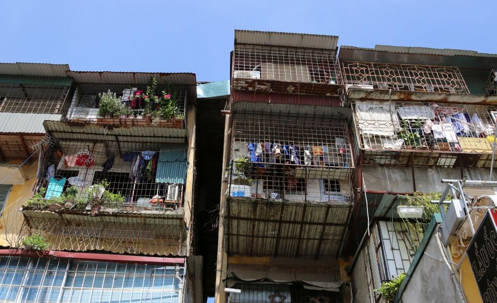 Bài 3: Hà Nội quyết liệt tháo gỡ vướng mắc cải tạo chung cư cũ