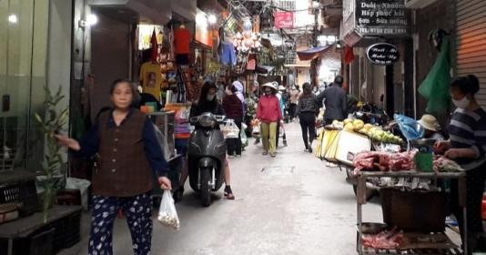Phòng, chống dịch Covid-19: Nguy cơ lây nhiễm cộng đồng từ các khu chợ dân sinh