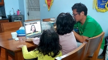Những rắc rối khi học trực tuyến tại Việt Nam