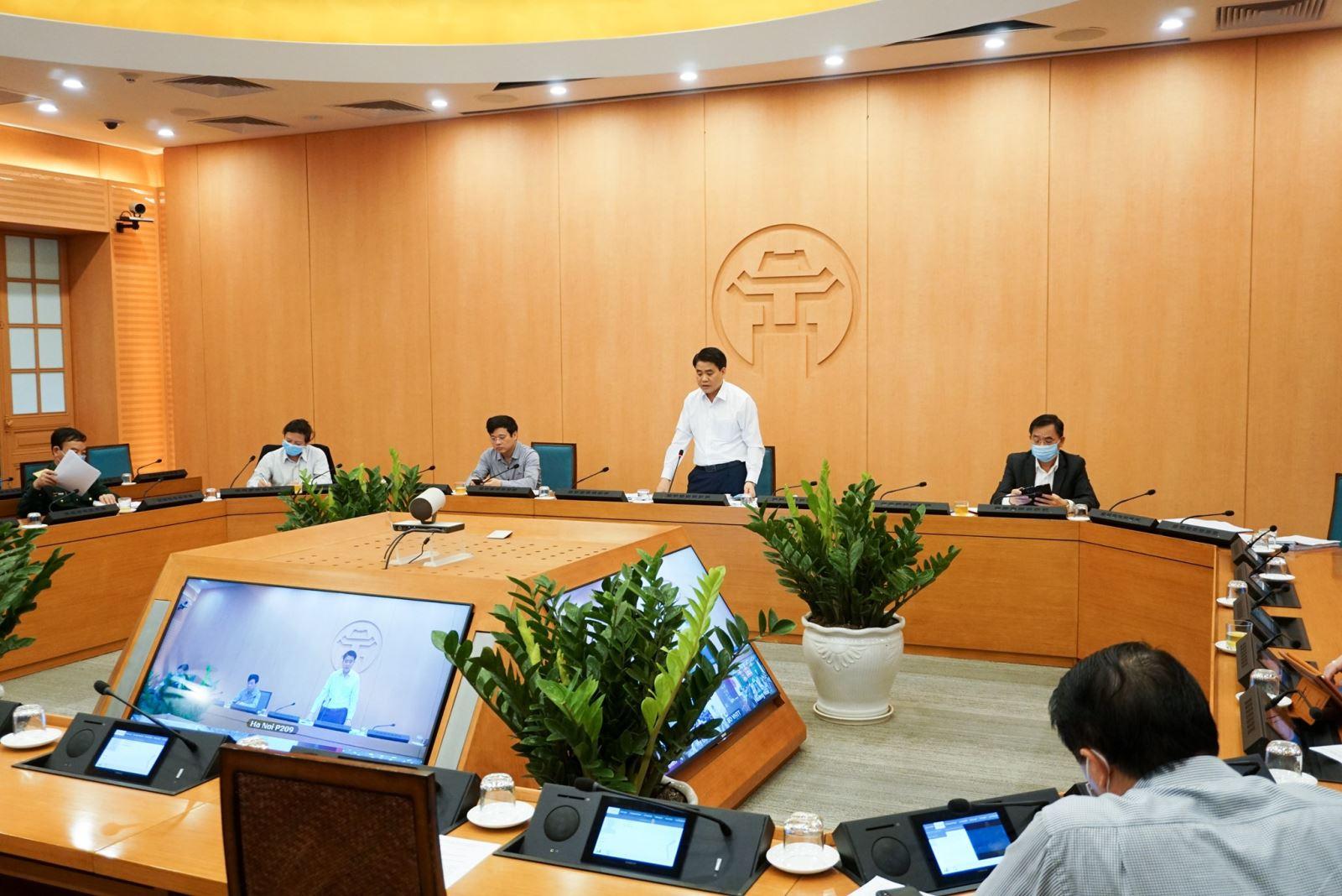 Hà Nội: Xét nghiệm nhanh các chợ đầu mối trong hai ngày cuối tuần để đánh giá tốc độ lây nhiễm