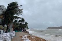 Có bao nhiêu cơn bão tấn công nước ta trong mùa bão năm 2020?