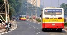 Kiến nghị cho xe buýt, taxi tại Hà Nội từng bước hoạt động trở lại