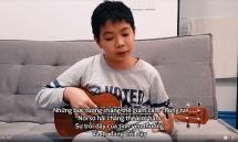 Ở nhà học vui: Sáng tạo vô hạn của những bạn nhỏ