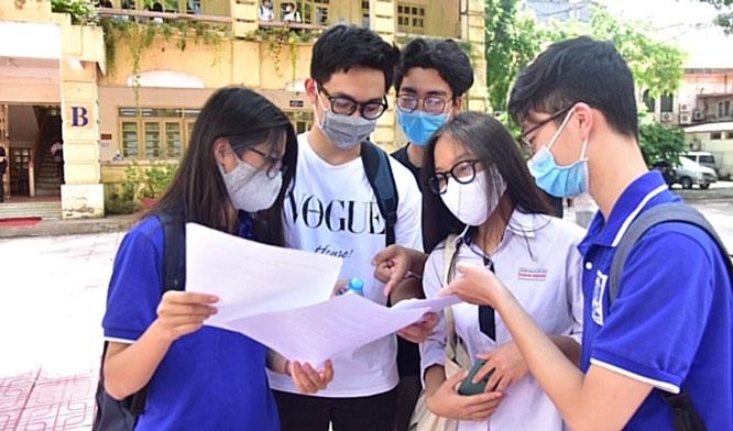 Bộ GD&ĐT công bố đề tham khảo kỳ thi tốt nghiệp THPT năm 2021