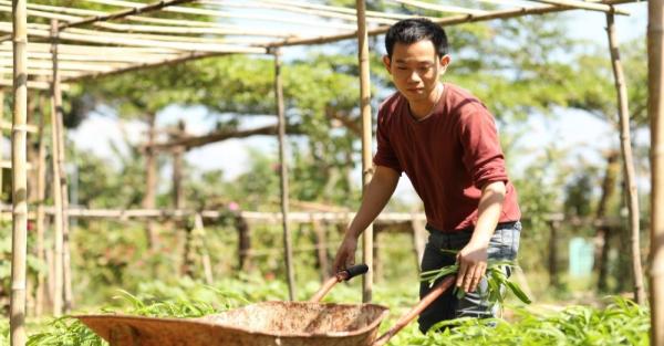 """""""Chàng trai robot"""" đưa nông sản Việt lên sàn thương mại điện tử"""
