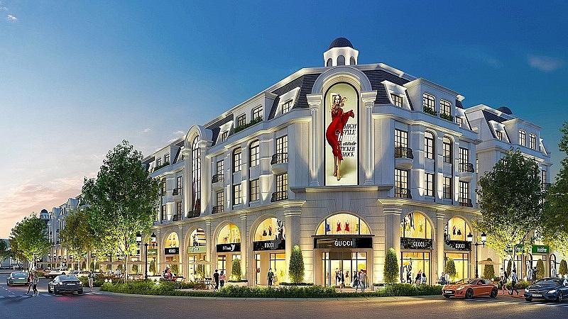 """Ba """"ông lớn"""" sẽ phân phối nhà phố thương mại Hinode Royal Park"""