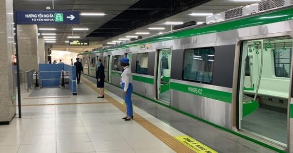 Hà Nội bổ sung tuyến buýt, nhà chờ kết nối với đường sắt Cát Linh - Hà Đông