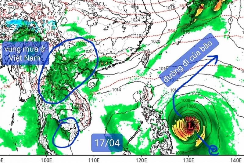 Chuyên gia nhận định gì về mùa mưa bão 2021?