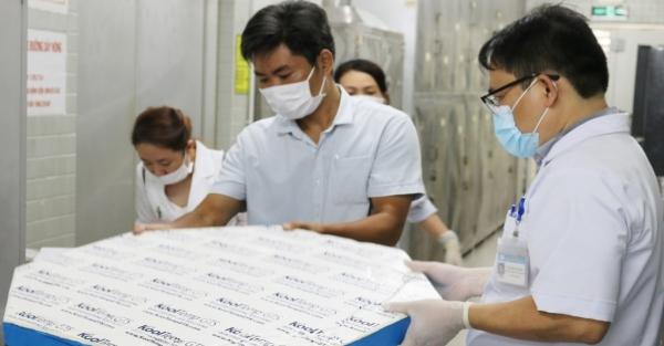 Lô thuốc giải độc Botulinum đầu tiên về đến Việt Nam