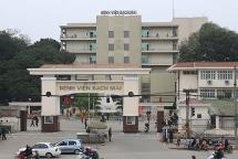 Cô gái 23 tuổi tử vong khi đi chụp cắt lớp tại BV Bạch Mai