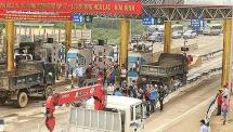 Dân vây trạm thu phí cao tốc Hòa Lạc-Hòa Bình, Bộ GTVT ra công điện khẩn