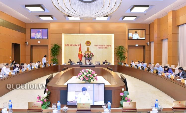 Kỳ họp thứ 7 - Quốc hội khóa XIV