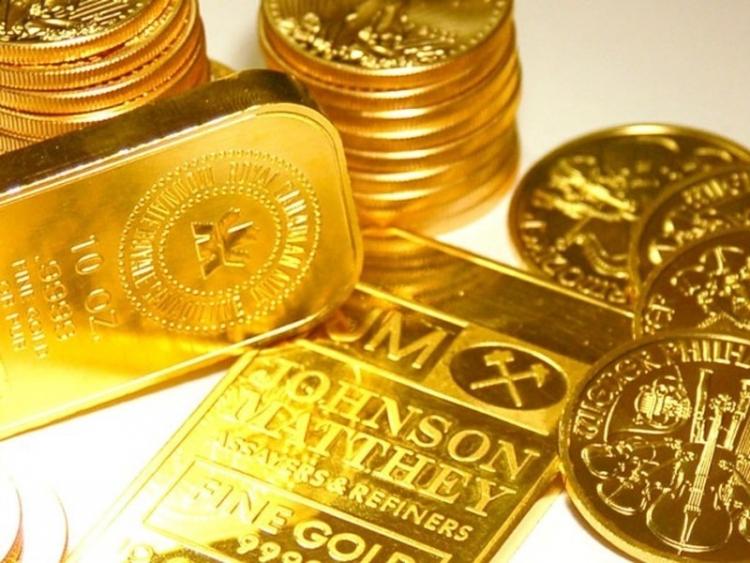 Giá vàng hôm nay (29/5): Vàng thiếu sự quan tâm của nhà đầu tư
