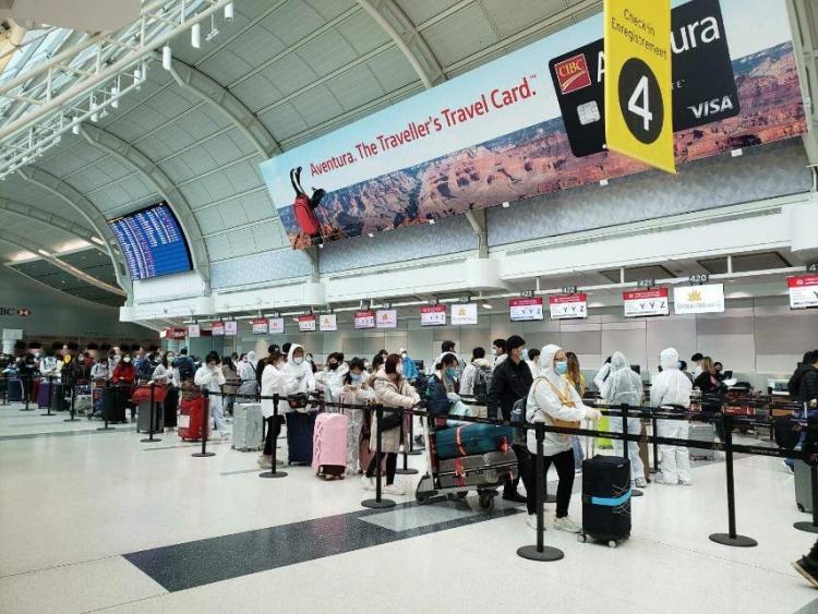 Việt Nam đưa gần 300 công dân từ Canada về nước