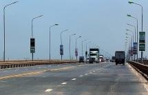 Mặt cầu Thăng Long được sửa chữa tổng thể