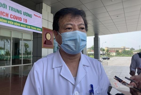 Chủ tich Hội Truyền nhiễm VN: 'Không cần e ngại về các ca tái dương tính'