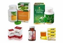 Loạt thực phẩm bảo vệ sức khỏe quảng cáo lừa dối người dùng