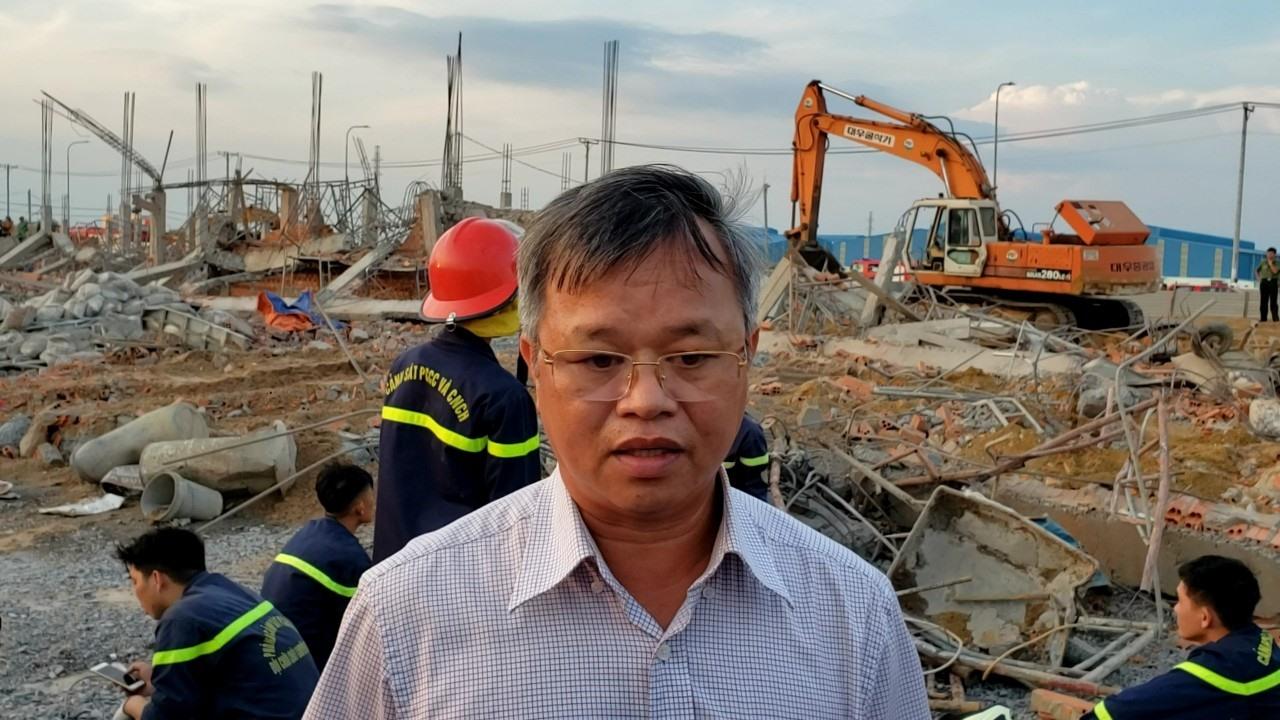 Sập công trình, 10 người chết: An toàn lao động và quy trình xây dựng có vấn đề