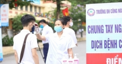 Các trường đại học kích hoạt lại biện pháp phòng dịch Covid-19