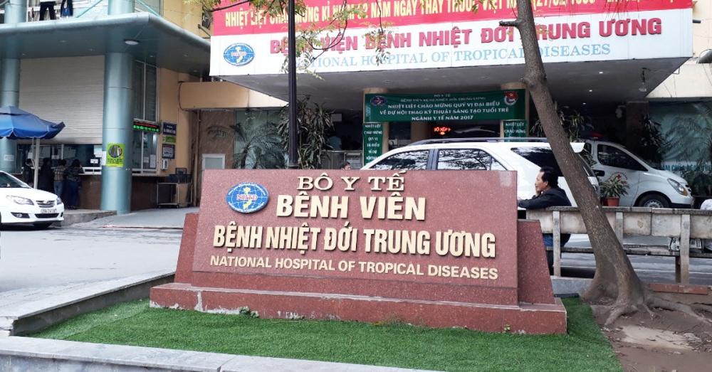 Cách ly y tế Bệnh Nhiệt đới Trung ương