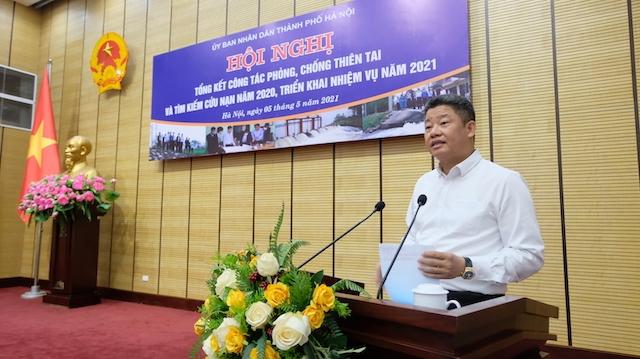 Hà Nội đẩy mạnh đầu tư công nghệ vào nâng cấp hạ tầng phòng chống thiên tai