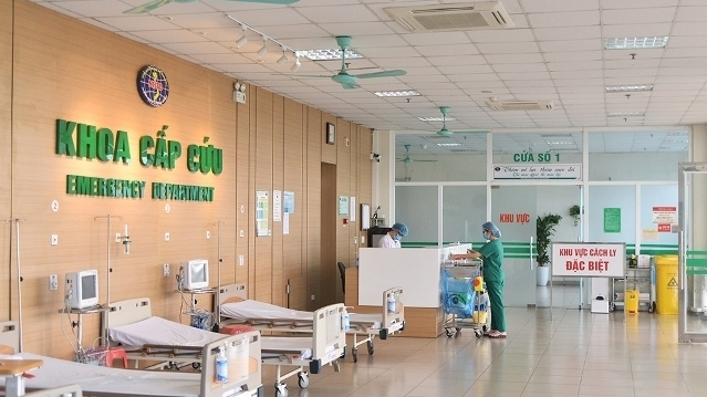 14 ca nghi Covid-19 tại Bệnh viện Bệnh nhiệt đới Trung ương