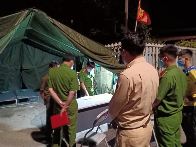 Công an huyện Gia Lâm ngày đêm nỗ lực ở