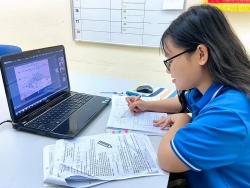 Hỗ trợ ôn thi vào lớp 10 cho học sinh có phụ huynh đang ở tuyến đầu chống dịch