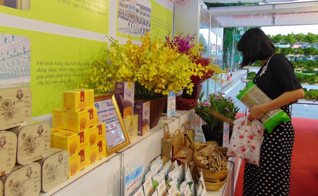 Hà Nội dự kiến tổ chức Hội chợ 'Hàng Việt Nam được người tiêu dùng yêu thích' trong tháng 9