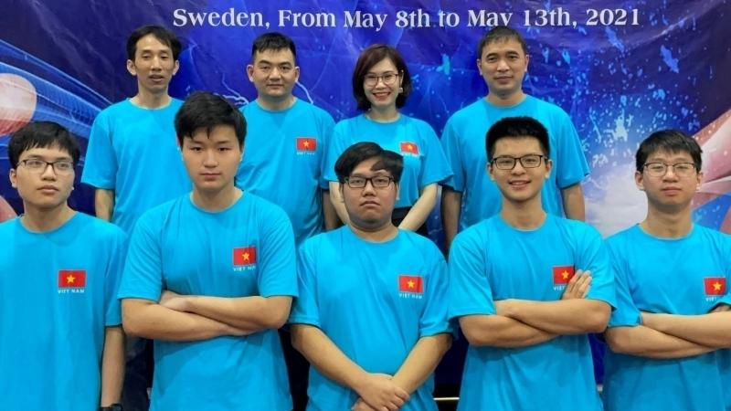 4 học sinh Hà Nội giành huy chương kỳ thi Olympic Vật lý Bắc Âu - Baltic
